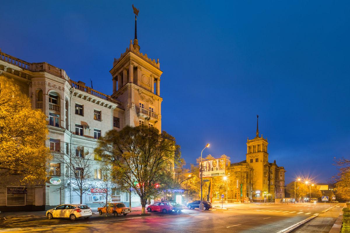 мариуполь (центр города)