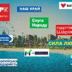 Список кандидатов на местных выборах в Мариуполе