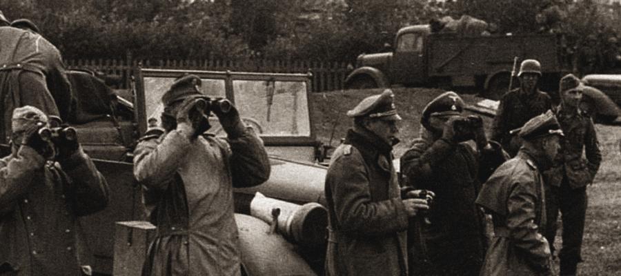 немецкая оккупация мариуполя 1941